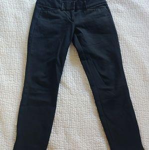 Loft black pant